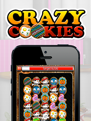Crazy Cookies Blitz