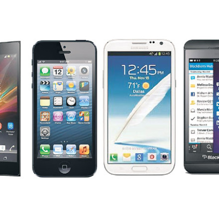 Smartphone Sales To Reach 1.2 Billion In 2014