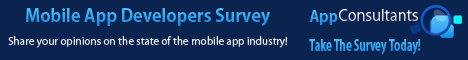 App Developers Survey
