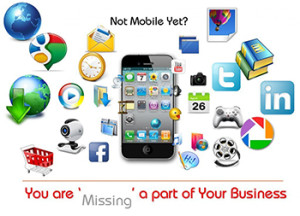 Business Mobile Website