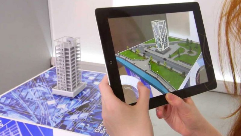 Business Augmented Reality Apps