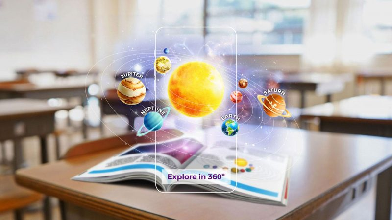 Augmented Reality Education Apps