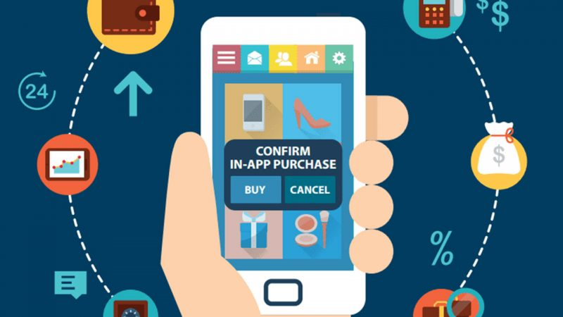 In-App Purchases To Monetise Your App
