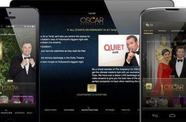 Official Oscars Apps Released For 85th Academy Awards